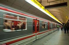 twitter, news current, train carriag, pragu underground, pragu metro, blog, prague, people, trains