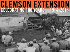 Field Day at Edisto. Date Unknown. Image courtesy of Clemson University Special Collections. #ClemsonExt100