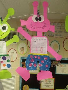 Aliens Love Underpants!  Math and Literacy Fun Activities!