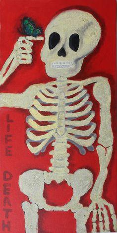 art death art