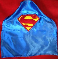1 SUPERMAN SUPERHERO Boys Girls Super Hero by KlassiKreations, $12.00