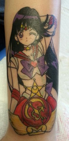 sailor mars symbol tattoo  sailor mars tattoo ...