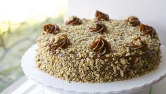 Torta manjar nuez | En mi cocina hoy