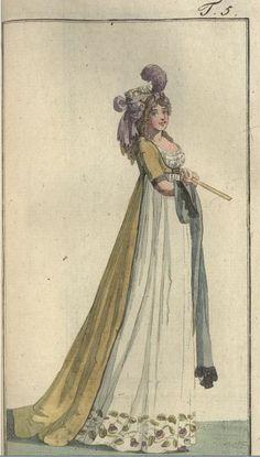 February 1797 Journal des Luxus und der Moden