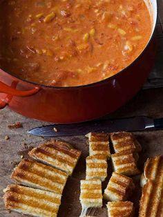 Tomato Soup Recipe   Leite's Culinaria