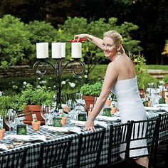 The Ultimate Backyard Pizza Party - Southern Living