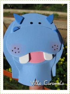 Hipopótamo con pdf