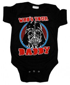 star wars baby omg I have to get this!