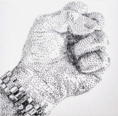 Marcus Levine Nail Art