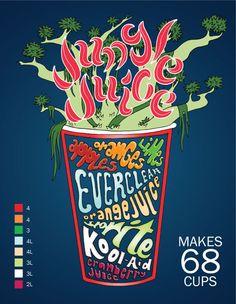 Jungle Juice... #collegedays