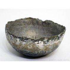 papier mache bowls by jazz green