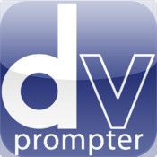 dv Prompter free teleprompter for the iPad - great for speeches