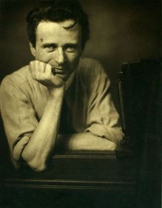 Edward Steichen, autoportrait, 1929