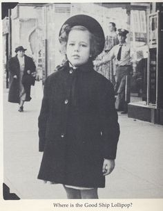 Carol Burnett about 8 yrs old
