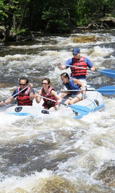 Opening day for whitewater rafting is just around the corner! Surprise them with passes to get on the river this spring in the Pocono Mountains!