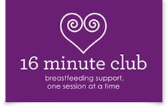 16 minute club... breastfeeding support monthly box