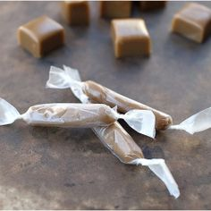 Delicious & simple recipe for creamy, chewy caramels!