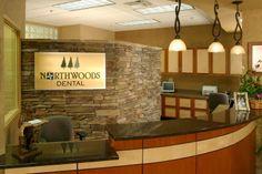 Waiting Room On Pinterest Reception Desks Dental Office