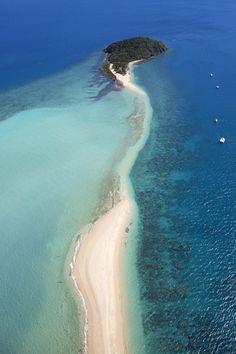 Langford Island, Whitsundays by Tanya Puntti
