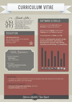 creative resume
