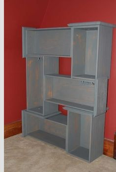 dresser upcycle, upcycle ideas storage, upcycled dresser drawers, repurposed display furniture, upcycle decorating, display case, upcycle dresser drawers, upcycled drawers, drawer upcycle