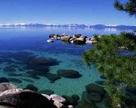 Lake Tahoe...one of my most favorite places