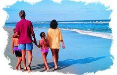 Best Vacation at Florida Beach Gulf Coastline