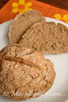 Pan de harina de centeno