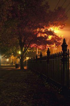 Halloween Night, Salem, Massachusetts