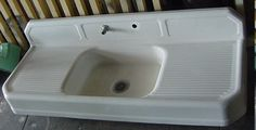 Whatever Happened To… » Blog Archive » Antique Sinks cabin, vintag sink, antiqu sink, antique sink