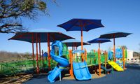 All Abilities Park in Round Rock