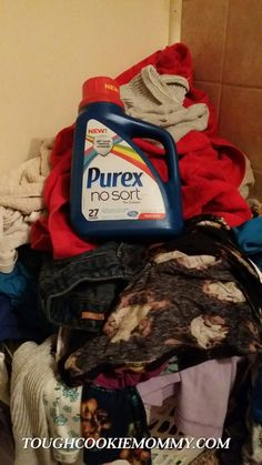 The Laundry Rules Have Changed! @Purex #PurexInsiders #Giveaway #Ad