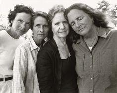 36 year, brown sister, art, 35 year, 2010, sister photograph, portraits, nichola nixon, photographi