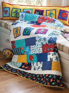 quilt time, quilt patterns, space quilt, quilt idea, children quilt