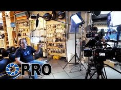 Two Camera Interview: Learn how to set up a two camera interview| AdoramaTV #learn #discover #record #video