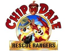 C-c-c-chip and Dale Rescue Rangers!