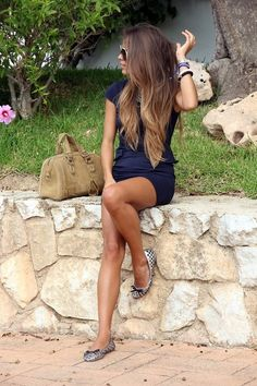 Ombre hair color for summer...think this is one of my favorites