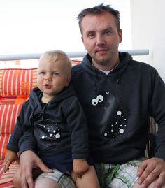 Takie same bluzy dla taty i syna/ mathing hoodies for father and son  http://www.tybopi.pl/pl/c/Bluzy-Hoodies-/36