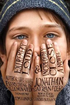 Extremely Loud and Incredibly Close by Jonathan Safran Foer.   Watching movie version; Incredibly inspirational storyline. Must see movie if you like intriguing psychological stories about the human heart.