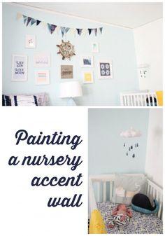 Painting a Nursery A