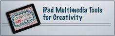 Book Creator apps l iPad Multimedia Tools