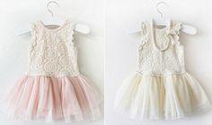 Drop-Waist Tutu Dress   41 Flower Girl Dresses That Are Better Than Grown-Up People Dresses
