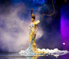 Guo Pei Fashion Show 2013
