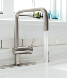 Daniel of Manhattan Nest installed our GROHE Minta kitchen faucet in his Hudson Valley, New York home. Read all about it on his blog! http://manhattan-nest.com/2014/02/11/new-kitchen-faucet-giveaway-to-national-builder-supply/