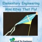 Simple Mini Kites That Fly is a great elementary engineering STEM activity for a windy day. You could use this activity with: literature units like...