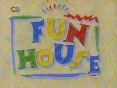 fun house 90s kids tv