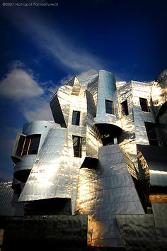 Weisman Art Museum by Frank Gehry -  #architecture - ☮k☮