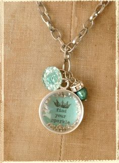 Love this necklace and saying