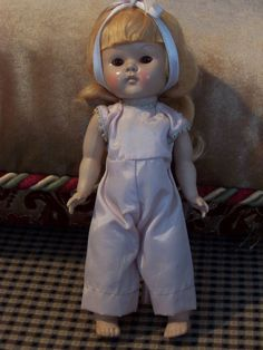 Transitional Ginny Doll in Vogue Tagged Outfit