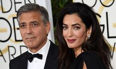 Amal and George Cloo